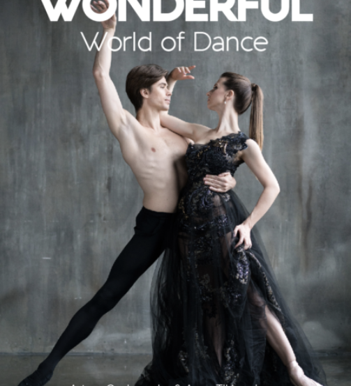 The Wonderful World of Dance Act III featuring The Bolshoi Ballet's Artem Ovcharenko & Anna Tikhomirova